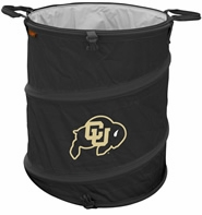 Colorado Buffaloes Tailgate Trash Can / Cooler / Laundry Hamper