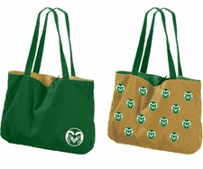 Colorado State Rams Reversible Tote Bag