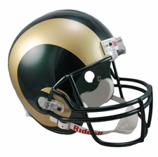 Colorado State Rams Riddell Deluxe Replica Helmet