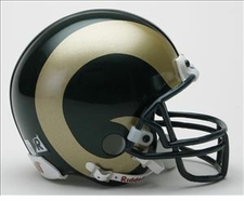 Colorado State Rams Riddell Replica Mini Helmet