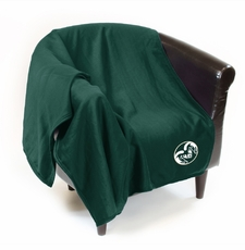 Colorado State Rams Sweatshirt Throw Blanket