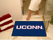 "Connecticut Huskies 34""x45"" All-Star Floor Mat"