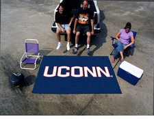 Connecticut Huskies 5'x8' Ulti-mat Floor Mat