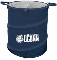 Connecticut Huskies Tailgate Trash Can / Cooler / Laundry Hamper