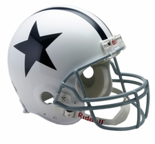 Dallas Cowboys 1960-63 Throwback Riddell Pro Line Helmet