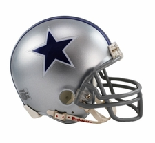 Dallas Cowboys 1964-66 Throwback Replica Mini Helmet