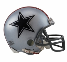 Dallas Cowboys 1976 Throwback Replica Mini Helmet