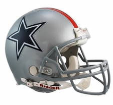Dallas Cowboys 1976 Throwback Riddell Pro Line Helmet
