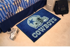 "Dallas Cowboys 20""x30"" Starter Floor Mat"