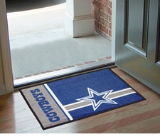 "Dallas Cowboys 20""x30"" Uniform-Inspired Floor Mat"