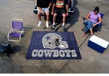 Dallas Cowboys 5'x6' Tailgater Floor Mat