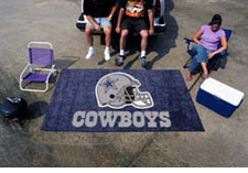Dallas Cowboys 5'x8' Ulti-mat Floor Mat