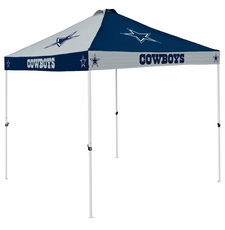 Dallas Cowboys  - Checkerboard Tent