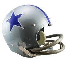 Dallas Cowboys Classic TK 1964-66 Throwback Riddell Replica Helmet