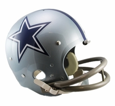 Dallas Cowboys Classic TK 1967 Throwback Riddell Replica Helmet