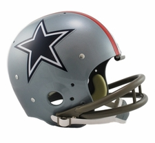 Dallas Cowboys Classic TK 1976 Throwback Riddell Replica Helmet