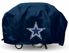 Dallas Cowboys Deluxe Barbeque Grill Cover