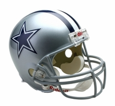 Dallas Cowboys Full-Size Deluxe Replica Helmet