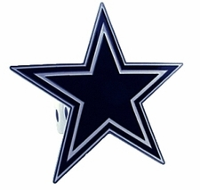Dallas Cowboys Logo Trailer Hitch Cover