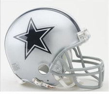 Dallas Cowboys Riddell Replica Mini Helmet