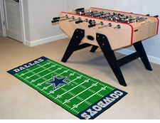 "Dallas Cowboys Runner 30""x72"" Floor Mat"