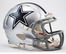 Dallas Cowboys Speed Mini Helmet