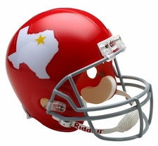 Dallas Texans 1960-62 Throwback Riddell Deluxe Replica Helmet