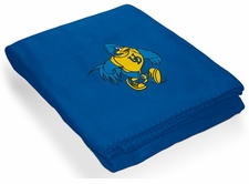 Delaware Blue Hens Classic Fleece Blanket