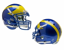 Delaware Blue Hens Schutt XP Authentic Helmet