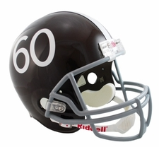 Denver Broncos 1960-61 Throwback Riddell Deluxe Replica Helmet