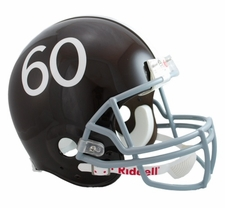 Denver Broncos 1960-61 Throwback Riddell Pro Line Helmet