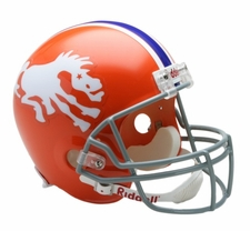 Denver Broncos 1966 Throwback Riddell Deluxe Replica Helmet