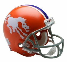 Denver Broncos 1966 Throwback Riddell Pro Line Helmet