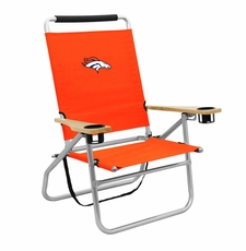 Denver Broncos  - Seaside Beach Chair