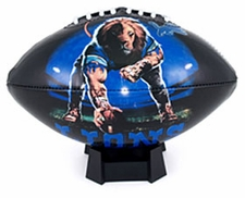 Detroit Lions Attitude High Gloss Junior Size Football
