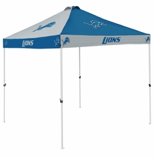 Detroit Lions  - Checkerboard Tent