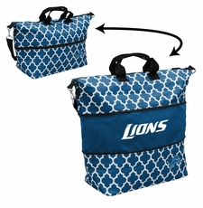 Detroit Lions  - Expandable Tote (patterned)