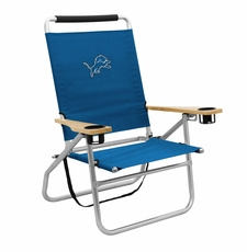 Detroit Lions  - Seaside Beach Chair