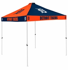 Detroit Tigers Navy Canopy Tailgate Tent