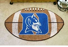 "Duke Blue Devils 22""x35"" Football Floor Mat"