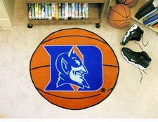 "Duke Blue Devils 27"" Basketball Floor Mat"