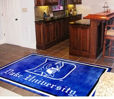 Duke Blue Devils 5'x8' Floor Rug