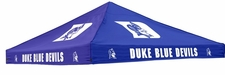 Duke Blue Devils Blue Logo Tent Replacement Canopy