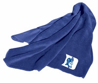 Duke Blue Devils Fleece Throw