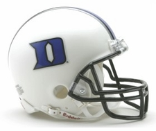 Duke Blue Devils Riddell Replica Mini Helmet