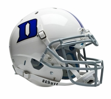 Duke Blue Devils Schutt XP Authentic Helmet