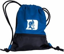 Duke Blue Devils String Pack / Backpack