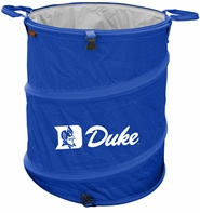 Duke Blue Devils Tailgate Trash Can / Cooler / Laundry Hamper