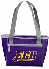 East Carolina Pirates 16 Can Cooler Tote
