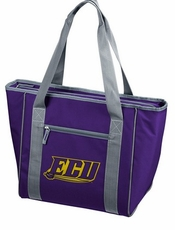 East Carolina Pirates 30 Can Cooler Tote